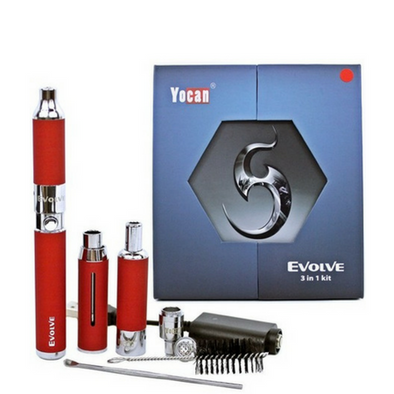Yocan Evolve 3 in 1 Vape Kit