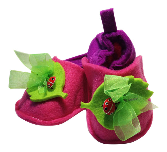 CooShoe Collection || Baby Infant Crib Shoes