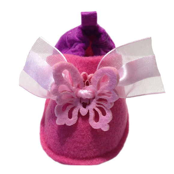 Pre Walker Soft Crib Baby Shoes for Infants, Newborns | CooShoe Collection | Cute Butterfly