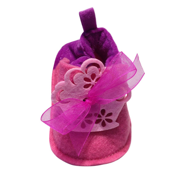 Pre Walker Soft Crib Baby Shoes for Infants, Newborns | CooShoe Collection | Sweet Cupcake