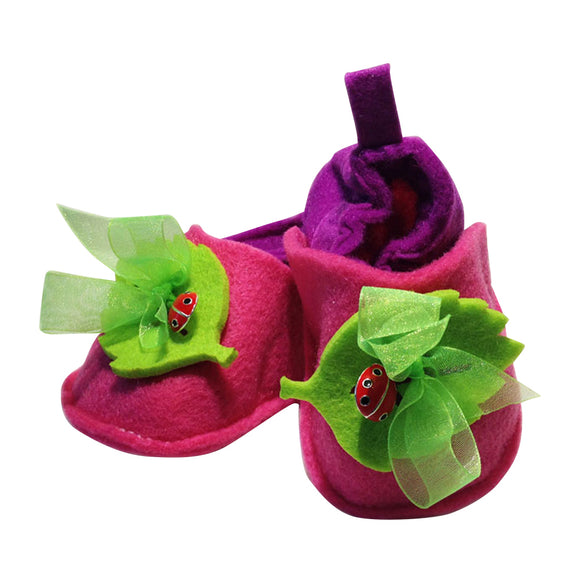 Pre Walker Soft Crib Baby Shoes for Infants, Newborns, CooShoe Collection