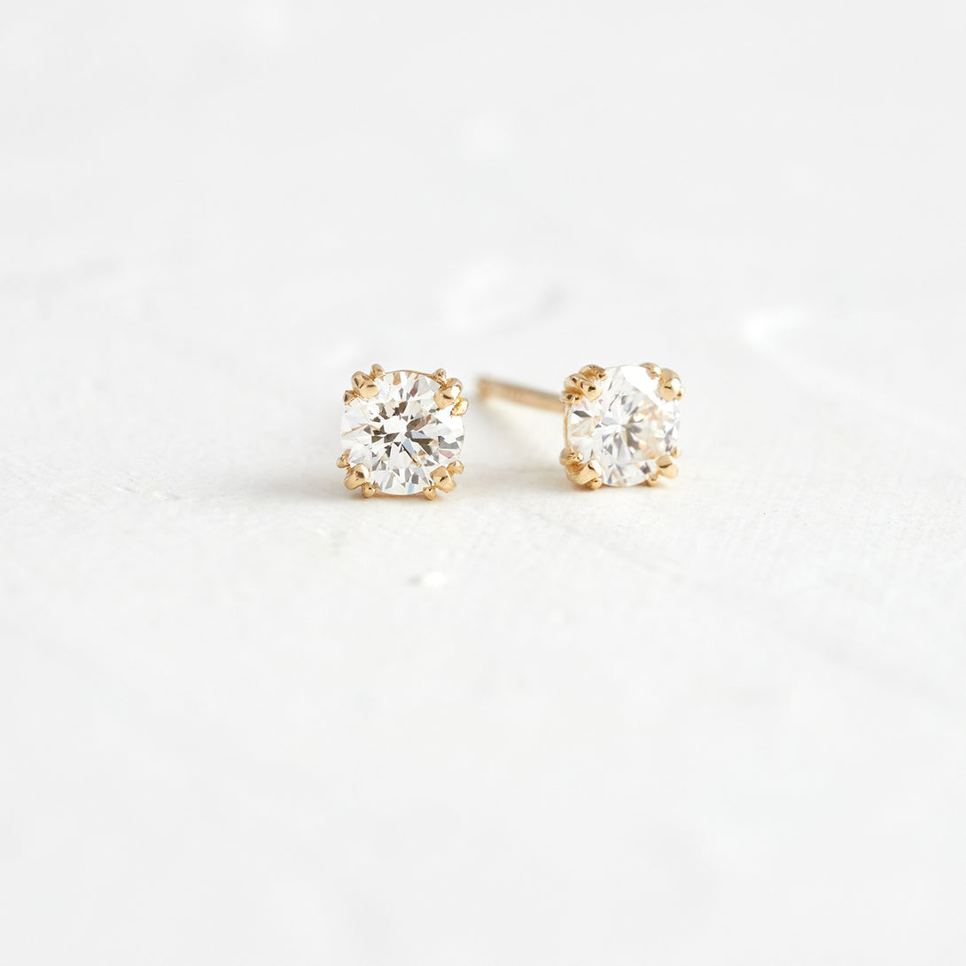 Diamond Unveiled Studs