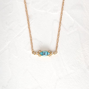 Eyelet Necklace