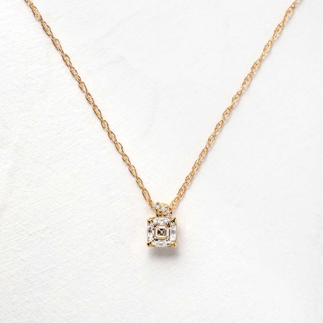 Diamond Wellspring Necklace