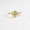 Yellow Diamond Harbor Ring