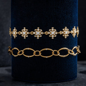 Diamond Tethered Bracelet