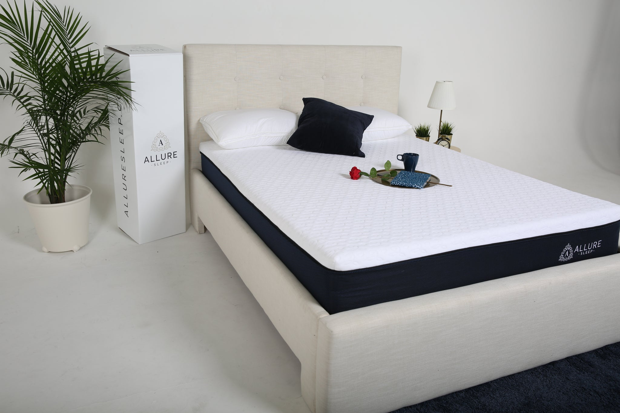 How to Unbox Your Allure Mattress