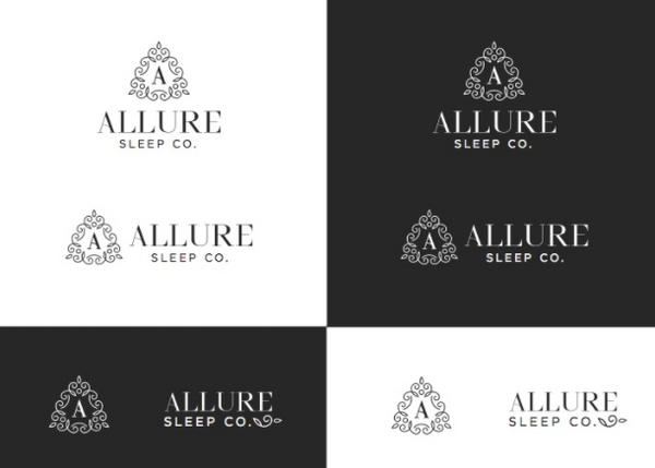 Second list of allure logos with different graphics