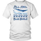 All Hail Blue Whale to SCALE T-Shirt!