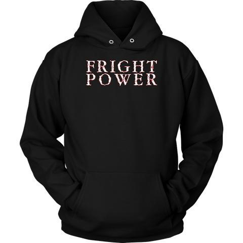 FRIGHT POWER HOODIES! (updated)