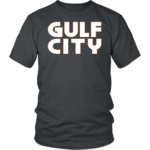 Gulf City logo T-Shirt