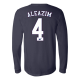 Gulf City FC - Soccer Shirt (#4, Aleazim) [home kit]