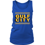 Gulf City TAXI logo Tank for Broads