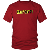 Gulf City logo shirts (Superjail!)