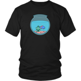 Phil Gilmore fishbowl shirt