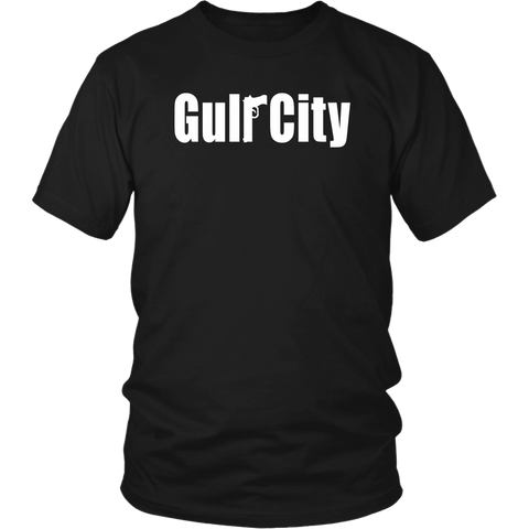 GULF CITY logo shirt (Sopranos)