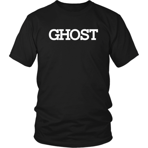 "Non-""Power"" GHOST shirt"