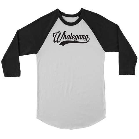 Whalegang Team Raglan Shirt