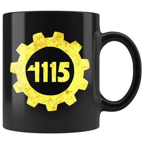 Vault 4115 Coffee Mugs