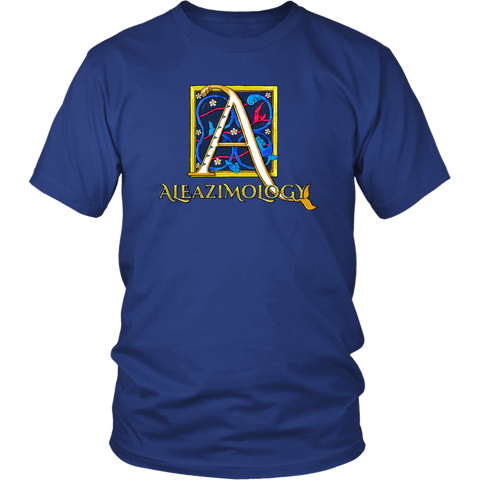 Aleazimology Shirt