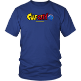 Gulf City DRAGONBALL Z logo T-shirt
