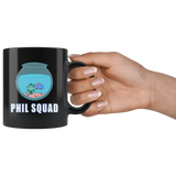 Phil Squad mugs