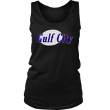 Gulf City SEINFELD logo Tank for Broads