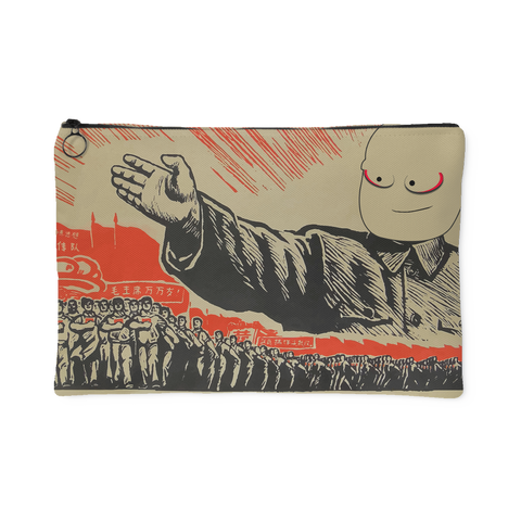 Fright Supremacy Large Contraband Pouch