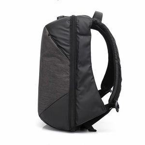 Secure Backpack - Waterproof Rucksack for Men | Anti Theft and USB
