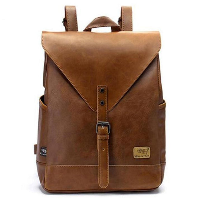 Classy Vintage Backpack for Work, Business and Travel - Unisex