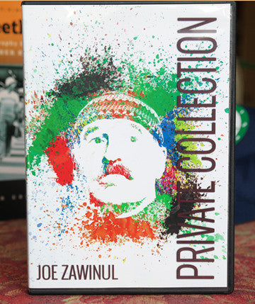 Joe Zawinul Private Collection CD