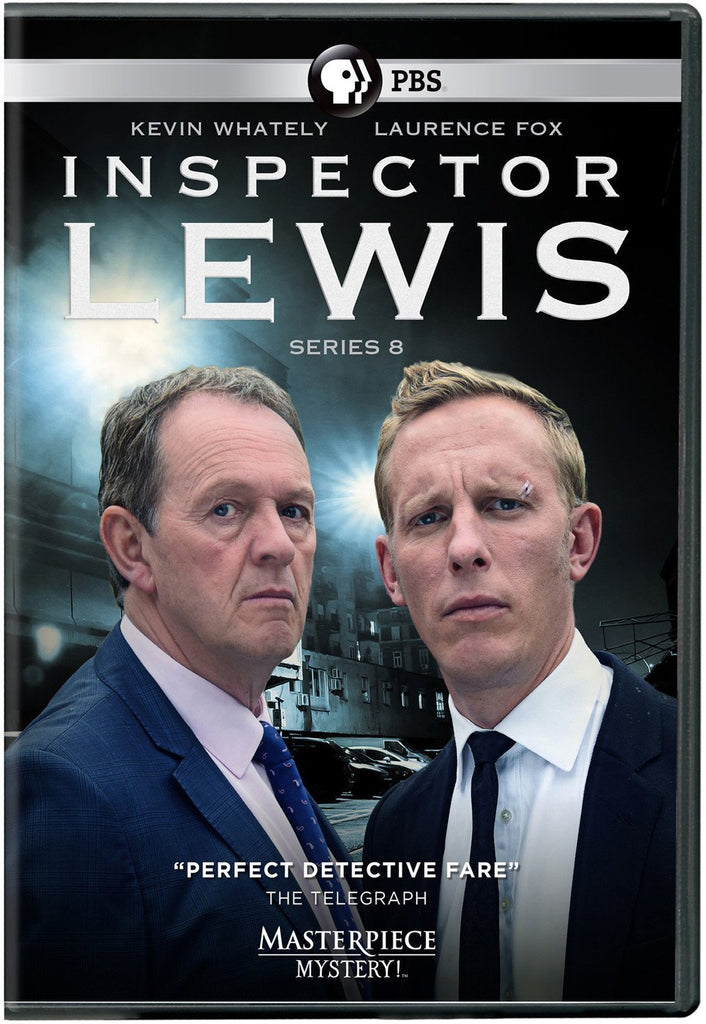 Masterpiece Mystery!: Inspector Lewis Series 8