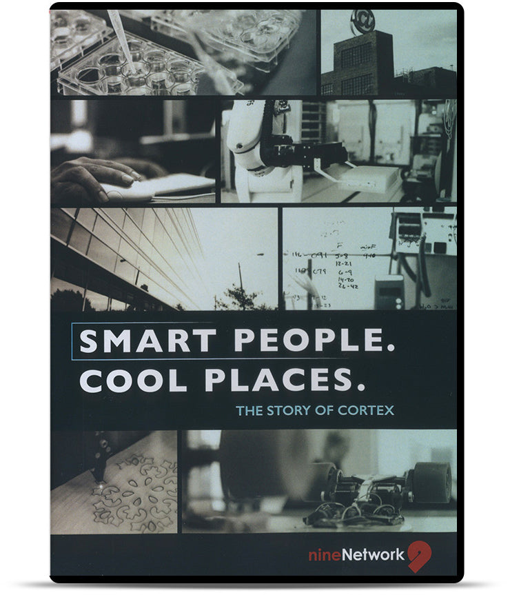 Smart People. Cool Places. The Story of Cortex