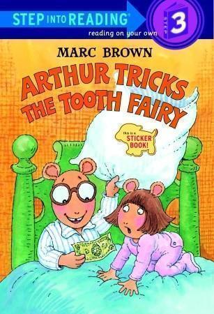Arthur Tricks the Tooth Fairy (Sticker Book)