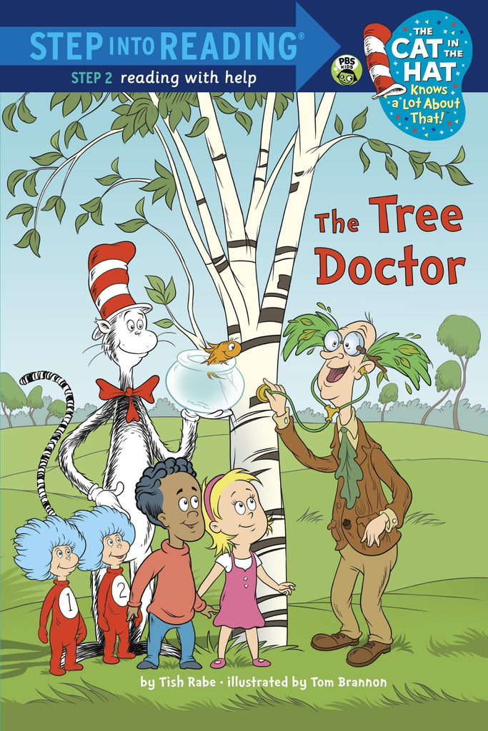 The Cat in the Hat: The Tree Doctor