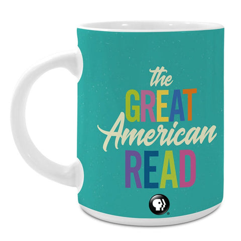 The Great American Read 15 oz. Mug
