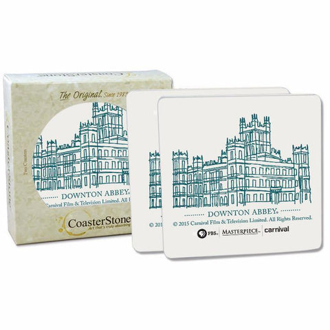 Downton Abbey Stone Coasters