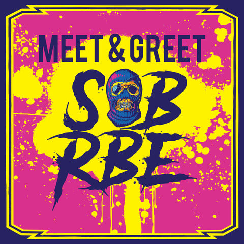 Meet & Greet Bundle for 2018 Tour