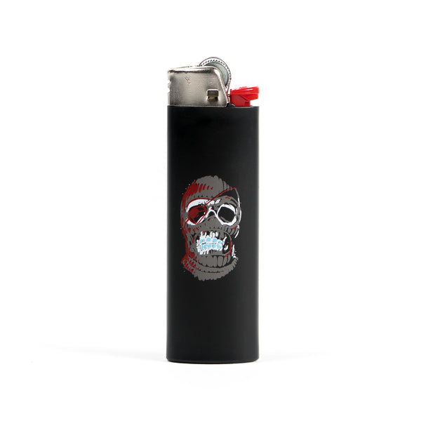 SOB X RBE SKI MASK BIC LIGHTER