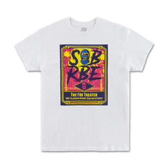 SOB X RBE OAKLAND FOX THEATER TEE - WHITE