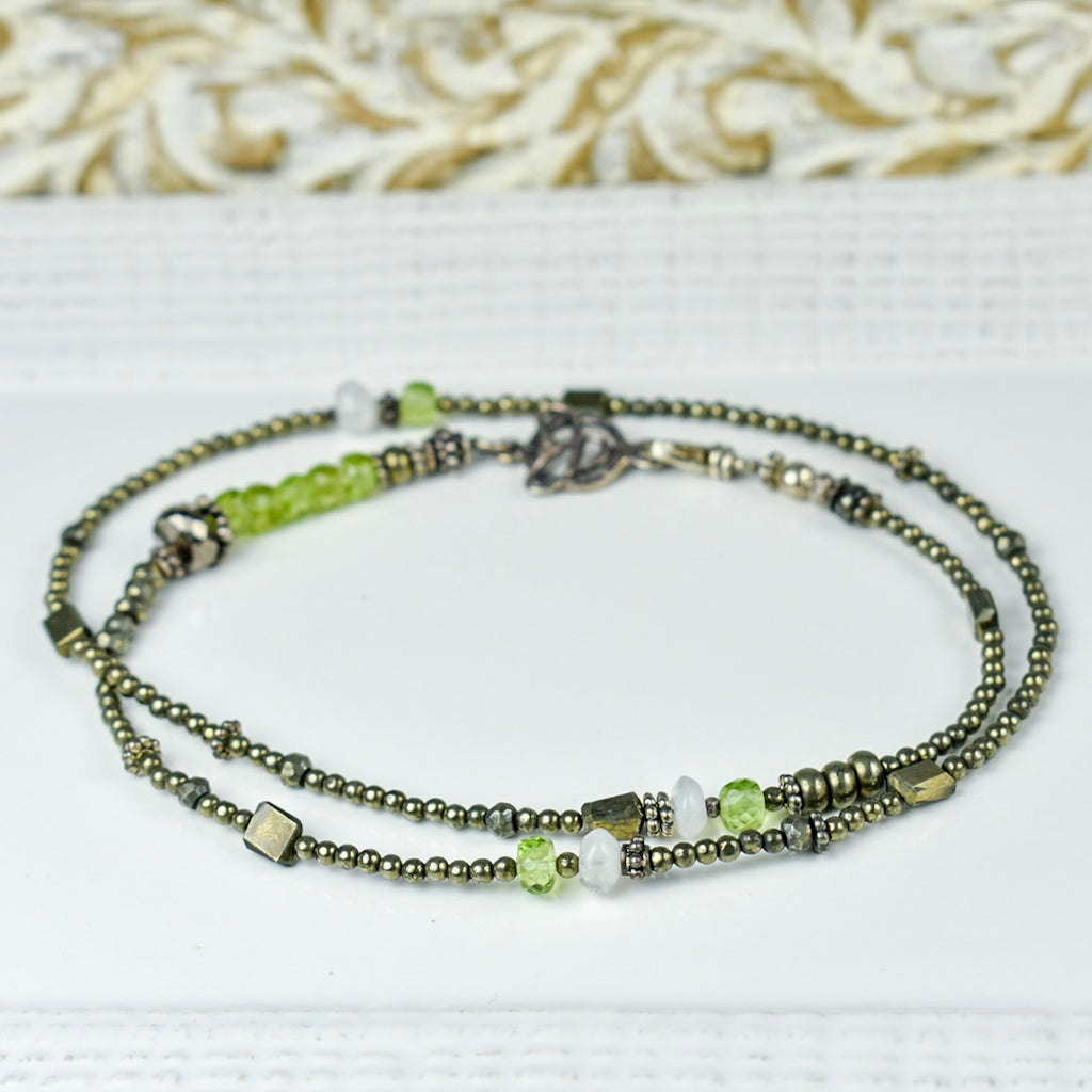 August Peridot - Birthstone Collection