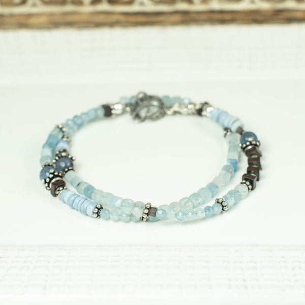 Aquamarine Mini Choker
