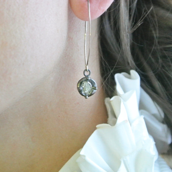 Urban Gray Earrings