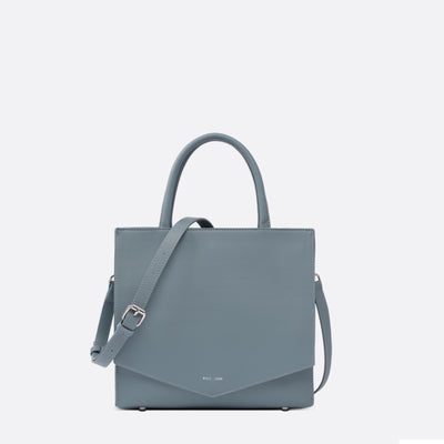 Pixie Mood | Caitlin Tote Small | Mineral Blue