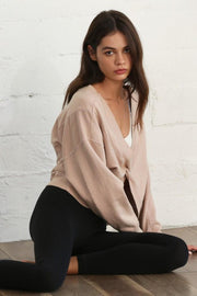 Twist Reverse Sweater
