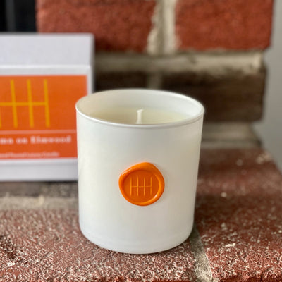 Half & Half | Autumn on Elmwood Candle
