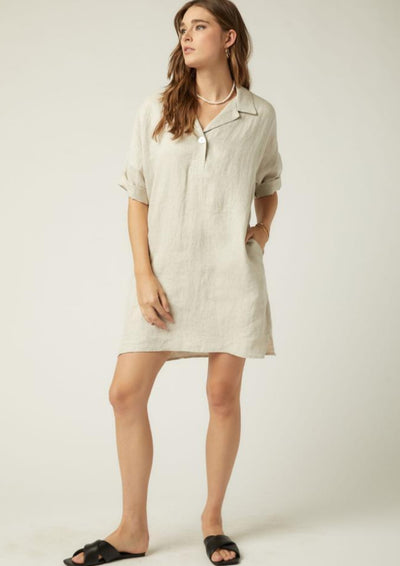 Fifteen Twenty | Linen Shirtdress