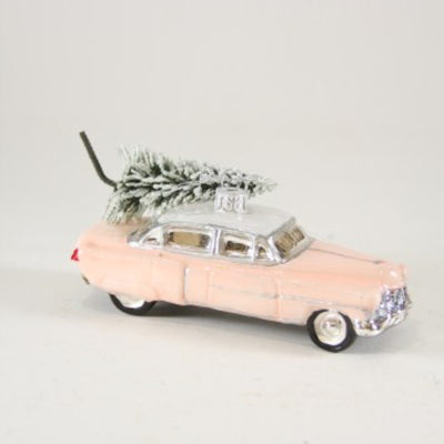 Cody Foster | Pink Cadillac Ornament