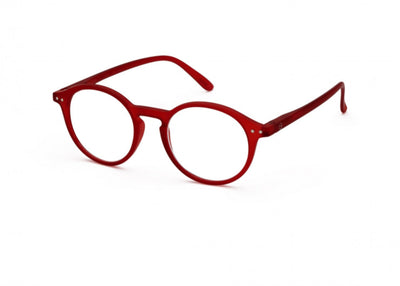 Izipizi | The Iconic Readers #D | Red Crystal