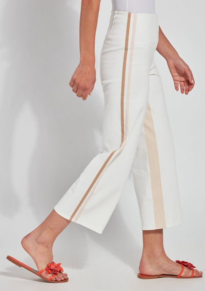 Lyssè | Opal Wide Leg Crop